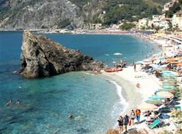Ligurská riviéra a Cinque Terre s koupáním 2021  Itálie - Ligurie - Cinque Terre, Monterosso