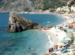Ligurská riviéra a Cinque Terre s koupáním 2022  Itálie - Ligurie - Cinque Terre, Monterosso