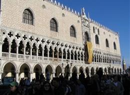 Itálie - Benátky - dóžecí palác