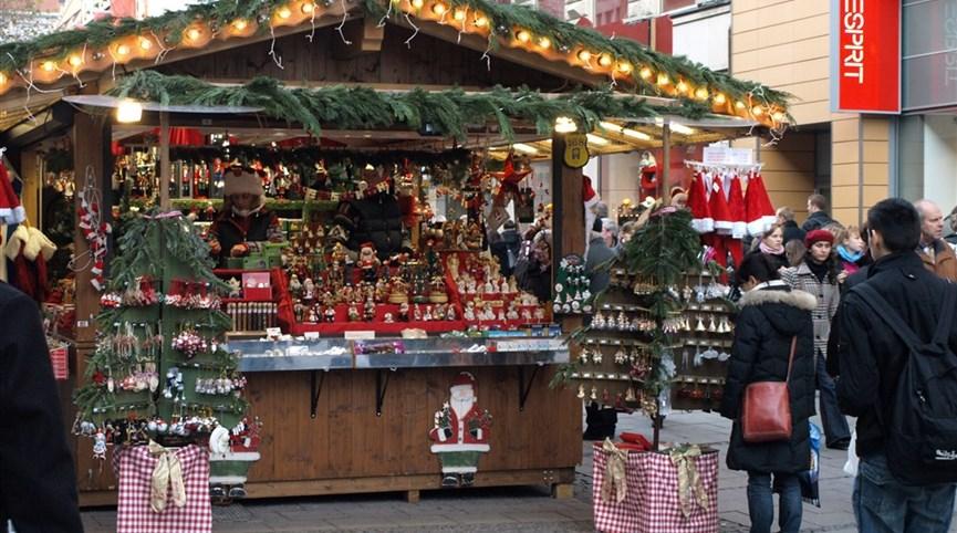 Adventní zájezdy po Evropě Rakousko - adventní trhy