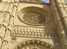 Kouzelný ostrov Mallorca 2020 Mallorca Španělsko - Mallorca - Palma de Mallorca, katedrála La Seu