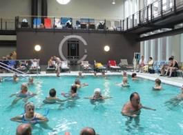 Adventní Pasov, hradní trhy Burghausen a lázně Bad Füssing 2020  Německo - Bavorsko - Bad Füssing - vnitřní bazény