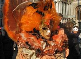 Itálie - Benátky - festival plný masek a exotiky