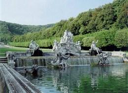 Řím a Neapolský záliv hotel *** 2020  Itálie - Caserta - fontána Ceres