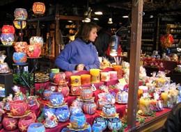 Vánoční putování za Ludvíkem Bavorským 2020 Bavorsko Německo - adventní trhy