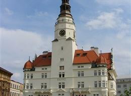 Česká republika -Slezko - Opava, hlavní náměstí