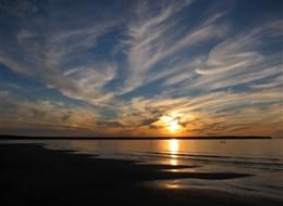 Estonsko - NP Lahemaa - pláž ve Võsu