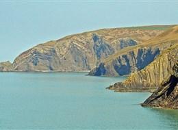 Velká Británie - Wales - NP Pembrokeshire Coast - Bae Ceibwr