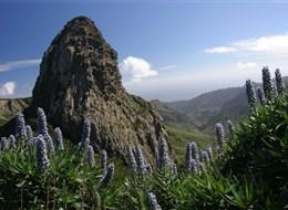 Španělsko - Kanárské ostrovy - Garajonay - Roque de Agando