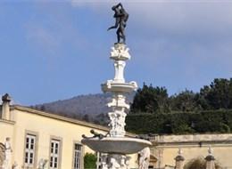 Itálie - Florencie - Vila Medici di Castello