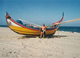 Portugalsko - portugalské pláže a moře
