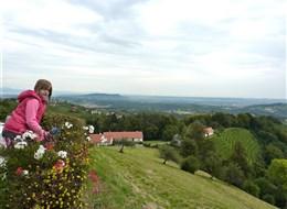 Rakousko - Štýrsko - Kitzeck am Sausal