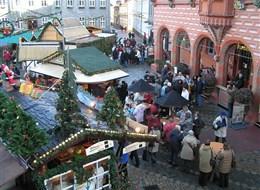 Advent v Harzu, UNESCO a vláček na Brocken 2021 Harz Německo - Hatz - Goslar, adventní trh