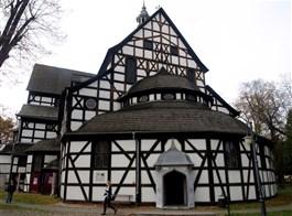 Krakow, Wroclaw, Wieliczka a UNESCO 2021  Polsko - Swidnica - tzv. kostel míru pojmenovaný podle Vestfálského míru