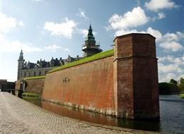 Dánsko, ráj ostrovů a gurmánů, do metropole Kodaň letecky 2020 Dánsko Švédsko - Kronborg, Würtembergovy šance, 1690