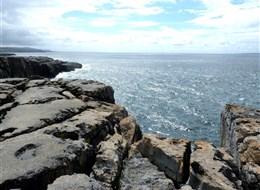 Irsko - smaragdový ostrov 2020 Irsko Irsko - Burren, krása skal a moře