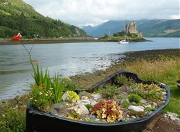 Skotsko, země hradů a vřesu 2020 Skotsko (UK) Skotsko - Eilean Donan