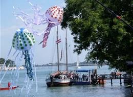Itálie - Benátky - Sensa, slavnost moře je spojena se svátkem Kristova nanebevstoupení