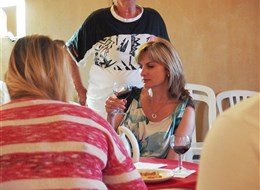 Francie - Provence - na ochutnávce zdejších vynikajících vín