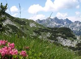 Slovinsko - Národní park Julské Alpy
