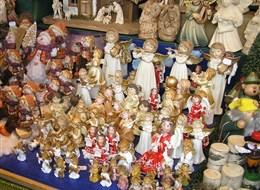 Maďarsko - Budapešť - kouzlo Vánoc a jesliček