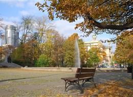 Velikonoce ve Varšavě ve jménu Chopina 2021  Polsko - Varšava - kouzlo podzimu ve Varšavě (foto Lukáš Zedníček)