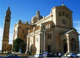 Malta, srdce Středomoří 2020  Malta - Ta Pinu, bazilika
