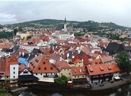 Jižní Čechy po stopách Schwarzenbergů a Český Krumlov 2020 Česká republika