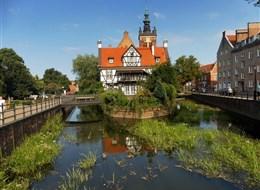 Polským rychlovlakem za krásami Baltského moře, Gdaňsk a Varšava 2020 Německo