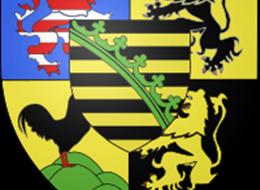 Německo - erb rodu Sasko-koburgského