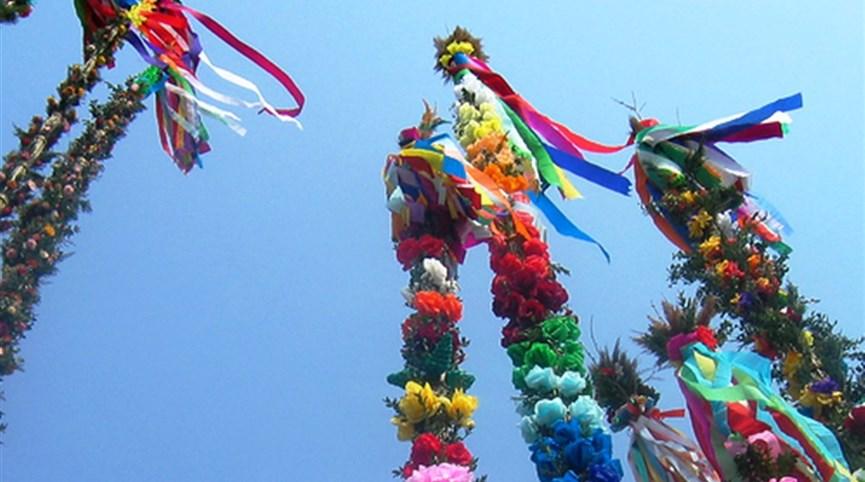 Palmová neděle, velikonoční svátky v Polsku a tradice Slezska 2021  Polsko - Palmová neděle - oslava jara i Zmrtvýchvstání