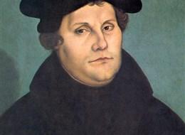 Hrady a zámky Bavorska a Durynska po stopách Coburgů 2020 Bavorsko Německo - Martin Luther - L.Cranach starší, 1529