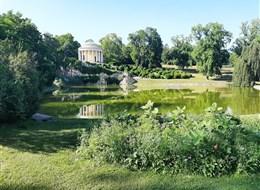 Burgenlandsko, termální lázně, víno a Římský festival 2021 Burgenlandsko Burgenlandsko - Eisenstadt, park zámku Esterházy