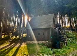 Stezka v oblacích, Zlaté Hory, zážitková úzkokolejka a přečerpávací elektrárna 2020 Česká republika Česká republika - Zlaté Hory - Zlatorudné mlýny (MÚ Zlaté Hory)