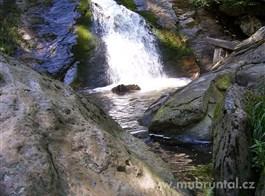 Bruntálsko a Slezská Harta, toulky krajinou břidlice a sopečných památek 2021  Česká republika - Bruntálsko - Rešovské vodopády (MIC Bruntál)