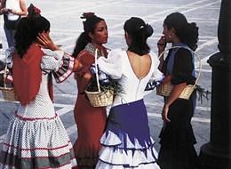 Španělsko - Andalusie - zastavení na kus řeči