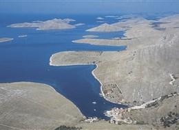 Krásy Chorvatska 2020  Chorvatsko, Kornati, pobřeží