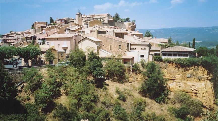 Provence a krásy Azurového pobřeží 2021  Francie, Provence, St Paul de Vence