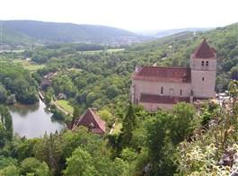 Zelený ráj Francie, kaňony, víno a památky UNESCO 2020  Francie, Périgord, Cirq Lapopie