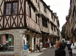 Burgundsko, Champagne, příroda, víno a katedrály 2020  Francie, Burgundsko, Dijon