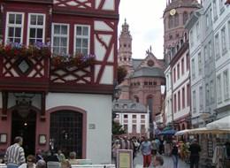 Hrady, katedrály a města Mosely a Porýní s lodí 2021 Dolní Rakousko Německo, Speyer