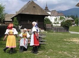Do Tater za přírodou a termály po železnici 2020  Slovensko, Tatry, Pribylina