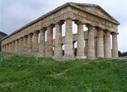 Sicílie a Lipary, země vulkánů a památek UNESCO s koupáním letecky 2020 Sicílie Itálie, Sicílie, Segesta