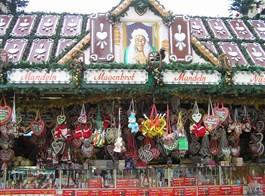 Advent ve středověkých městech Německa a zdobené kašny 2020  Německo -  Rothenburg - kouzlo adventů a tušení dárků