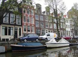 Nizozemí - Amsterdam, město kanálů a starých kupeckých domů