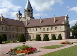 Francie, Burgundsko, Cluny, klášter