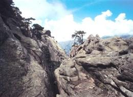 Korsika, rajský ostrov 2020  Francie - Korsika -Bavela, skalní věže