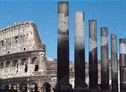 Řím a Neapolský záliv 2020 Řím Itálie - Řím - Colosseum